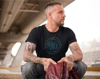 HUMAN Men's Triblend Tee - Show that we're all human!