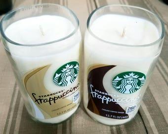 2 Starbucks Candles