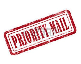 Rush my order - Priority mail 2-3 Days Delivery
