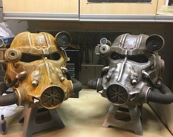 Fallout 4 T-60 Power Armor Helmet