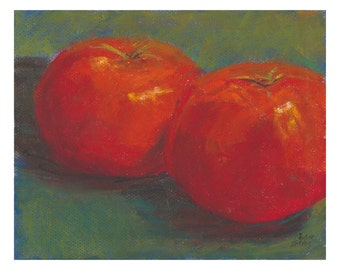 Tomatoes  - original artwork