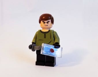 Dexter Morgan custom made Lego minifigure