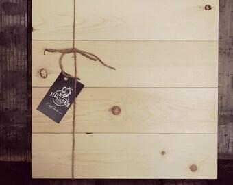 Unfinished, Pallet, Wood, Frame, Sign, DIY, Blank, Wedding, Guest, Book, DT2081
