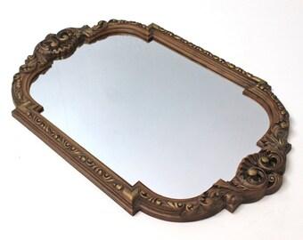 Vintage Homco Mirror