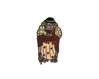 Dressed Up ET Hard Enamel Pin