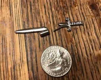 Vintage Dagger Pin!