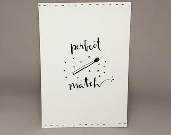 "Valentine's Day: ""Perfect match"""