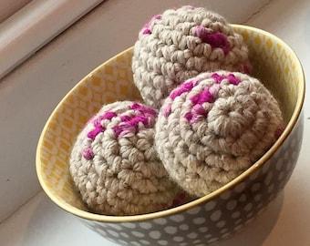 Lavendar Balls (Set of 3)