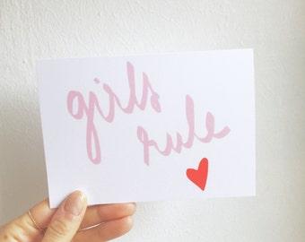 Gils rule card