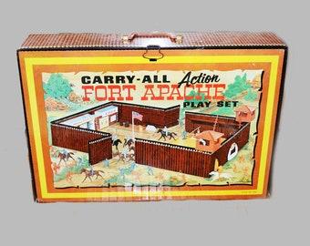 Vintage Fort Apache Play Set