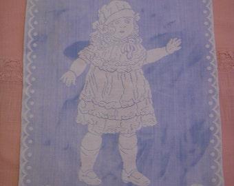 Dollie Stevens Doll Blanket