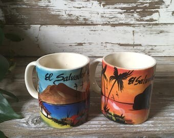 El Salvador Mugs