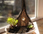 Fairy Cottage - Whimsical...