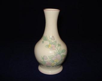 Royay Worcester Palissy bud vase