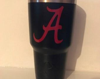 Alabama A decal