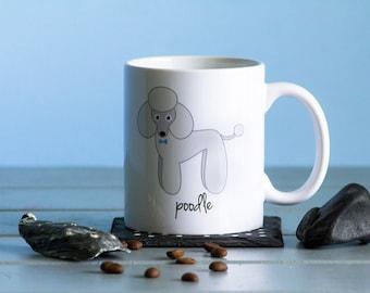 Poodle Mug (boy)