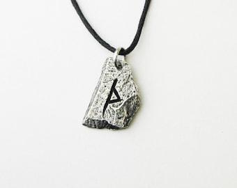 Thuriaz Viking Rune TH Runic Pendant