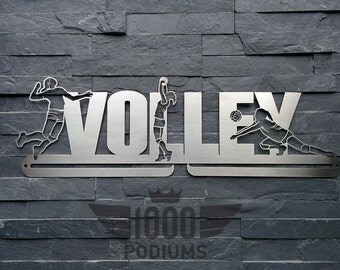 Medal Rack - Volley-Ball