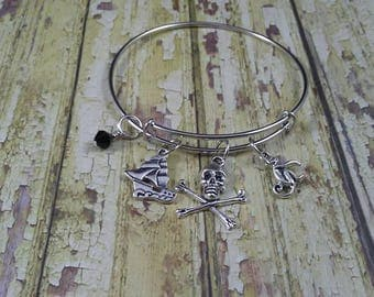 Group 7 Fandom Inspired Charm Bracelets