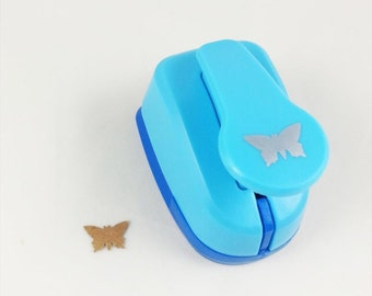 1, 5 cm punch Butterfly hobby paper punch for scrapbooking scrapbook or to the card cutter craft punch