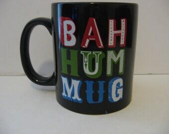 Large Bah Hum Mug - Coffee Mug