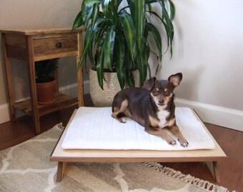 Modern Platform Pet Bed