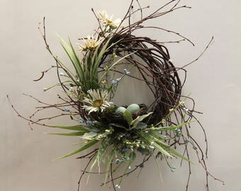Robins Nest Wreath