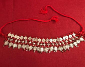 Odissi Dance Belt, Classical Indian Dance Belt (used)