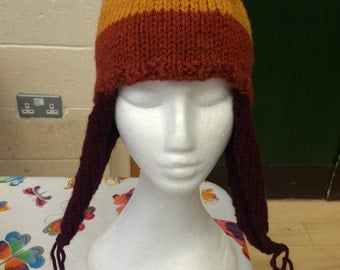 Ma (Jayne) Cobb's (Firefly) Cunning Hat Hand Knitted