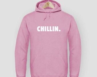 Jacket Swag Hip Hop Chillin Rose Pink Sand