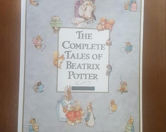 Vintage The Complete Tales of Beatrix Potter Paperback
