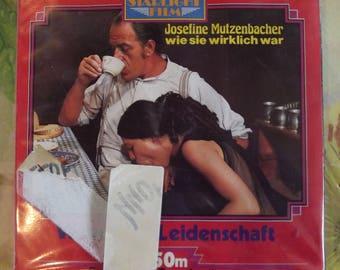 Rare movie professional Super 8 Josepfine Mutzenbacher SM erotic charming libertine Libertine erotic Vintage Italian Erotic Movie 1977