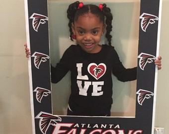Atlanta Falcons Photo Prop Digital File