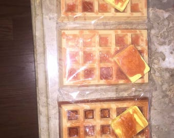 Organic Soap - Waffle & Syrup