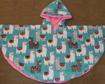 Double sided carseat poncho/cape, custom car seat poncho - one size 12m - 3 years