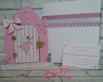 Magical fairy door gift set/Christmas/birthday/occasion/girls/Toothfairy