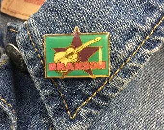 Vintage Branson Lapel pin hat pin brooch (stock# 400)