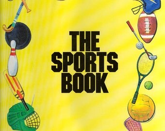 Personalized Children's Book - The Sport's Book