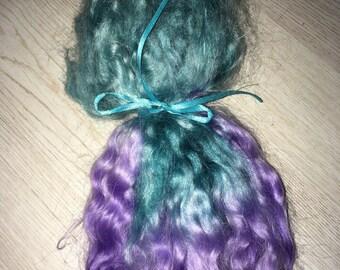 Curls angora