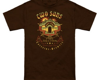 Two Suns Beer | T-Shirt