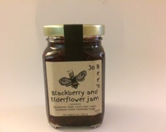 Blackberry & Elderflower Jam