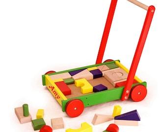 personalised baby walker