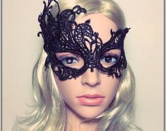 lace mask, lace mask applique,