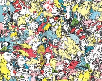 Dr. Seuss (Print)