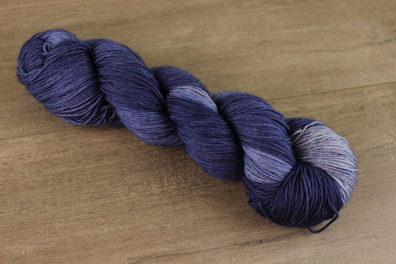 In the Navy hand dyed tonal