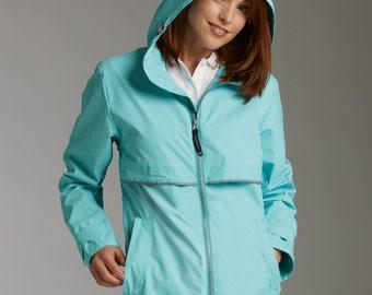 Sale Rain Jacket~Monogrammed Rain Jacket