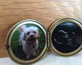 ADD 1 or 2 photos to your locket