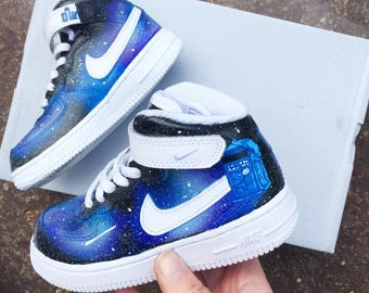 Doctor who nike Air Force 1