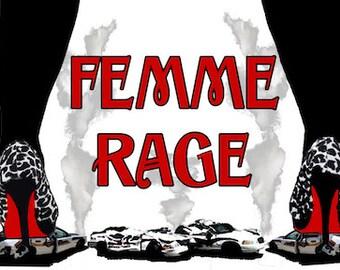 Femme Rage Print