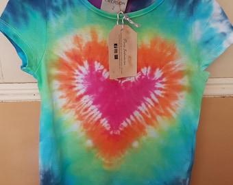 Girls Tiedye Shirts